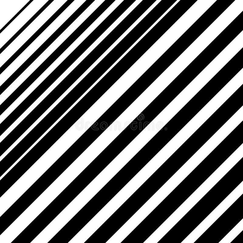 Líneas diagonales dinámicas modelo Líneas rectas paralelas con el IRR libre illustration