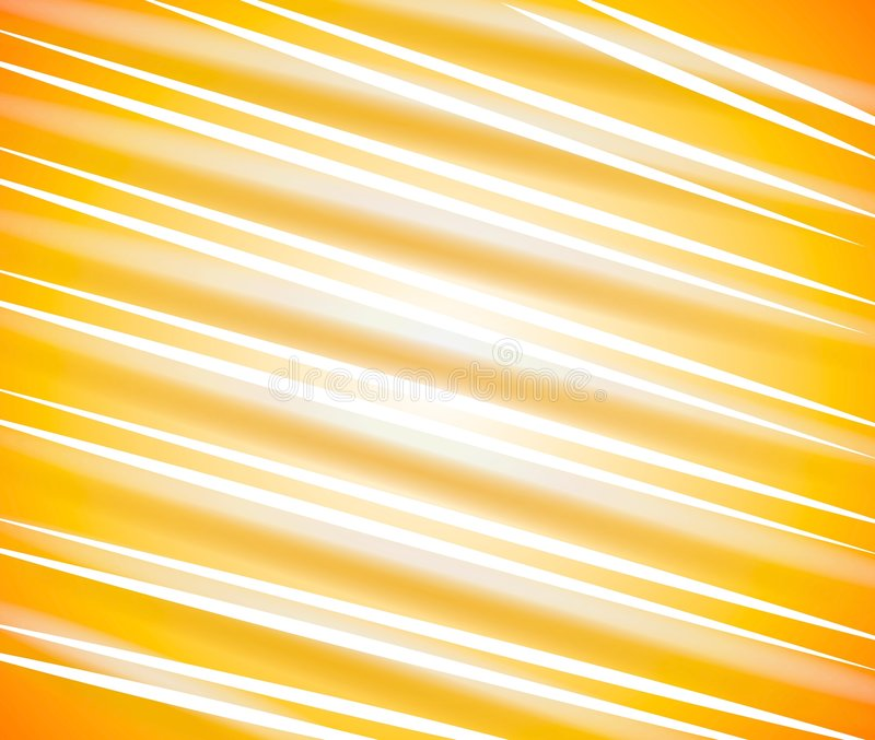 Líneas diagonales modelo del oro ilustración del vector