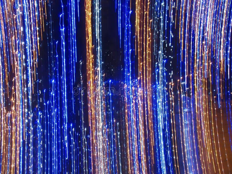 Líneas mágicas papel pintado de las rayas pálidas del fondo fotografía de archivo libre de regalías
