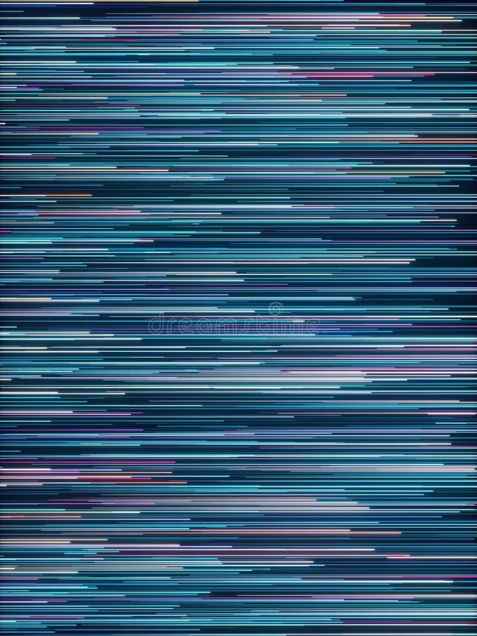 Líneas radiales abstractas fondo geométrico Flujo de datos De fibra ?ptica estrella de la explosi?n Efecto del movimiento ilustración del vector