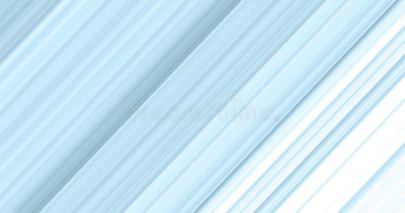 Líneas suaves del fondo (color azul) fotografía de archivo
