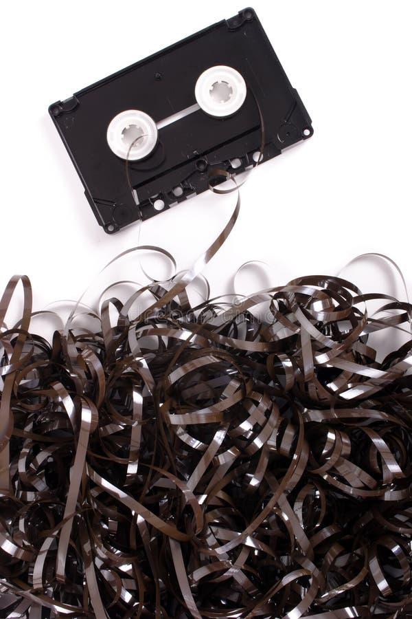 Lío audio K7 imagenes de archivo