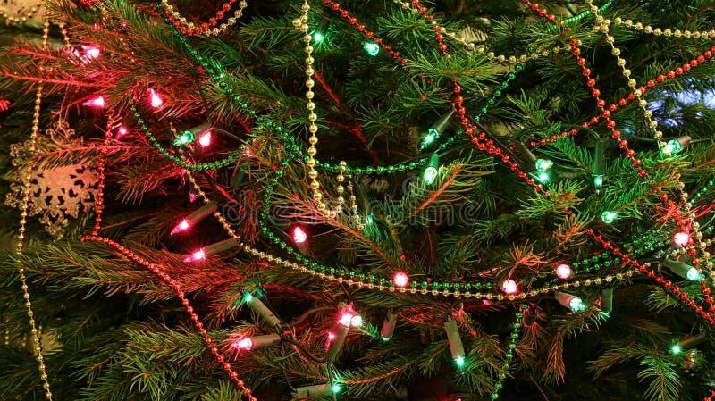 Lío de la Navidad imágenes de archivo libres de regalías