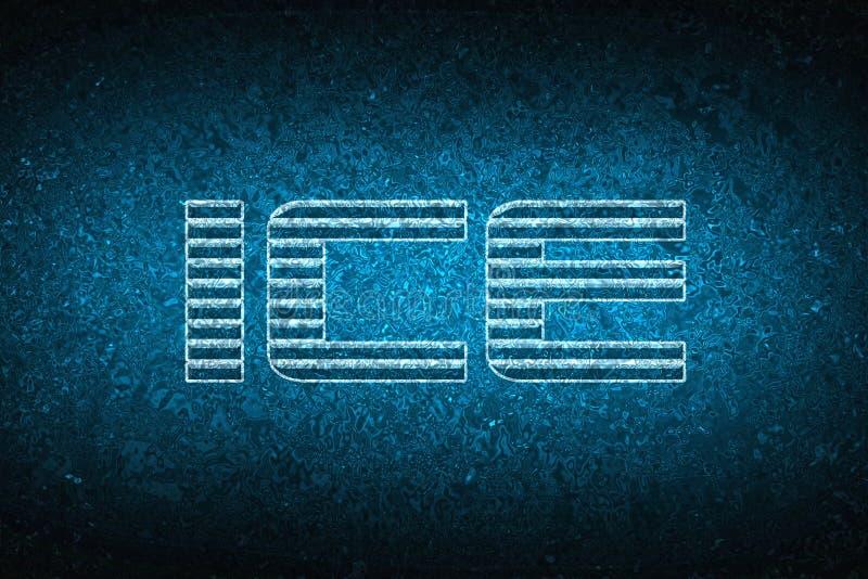 Download Lód ilustracji. Ilustracja złożonej z inspiracja, światło - 13330841