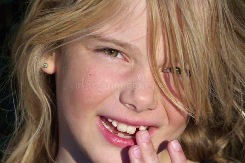 lös tand royaltyfria foton