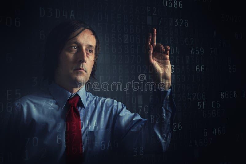 Lösenordskydd royaltyfri fotografi