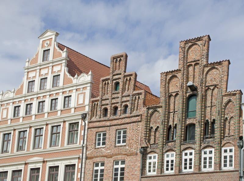 Lüneburg royalty-vrije stock afbeelding