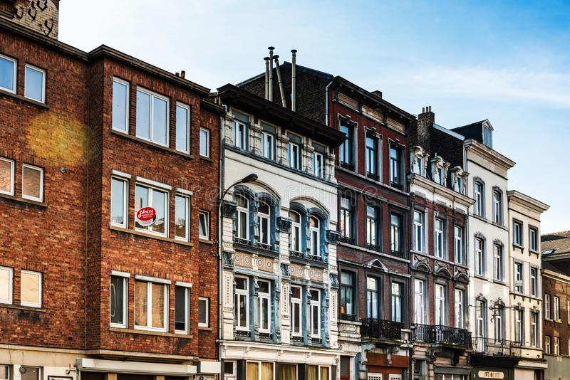 Lüttich, Belgien stockfotos