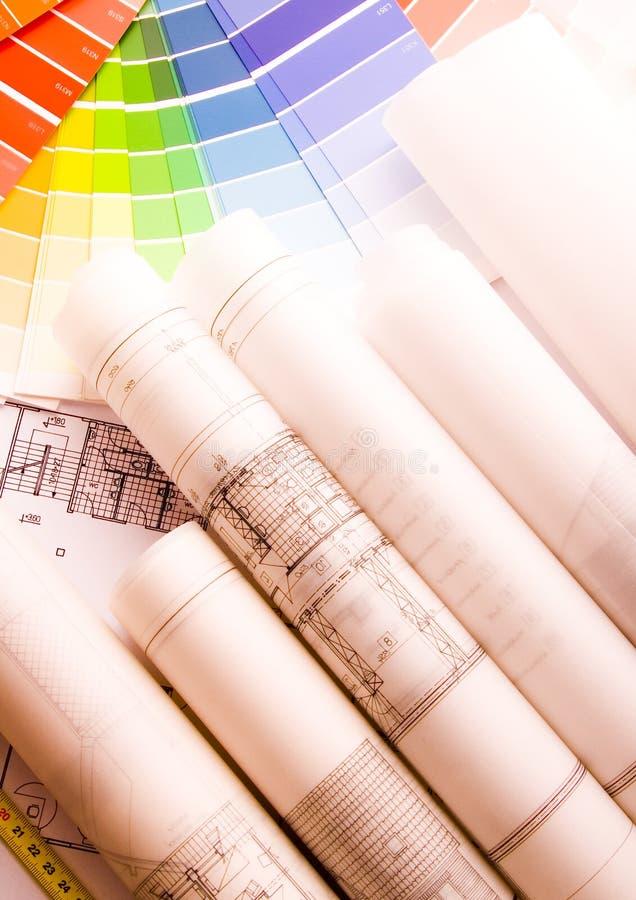 L'échantillon de la couleur images stock