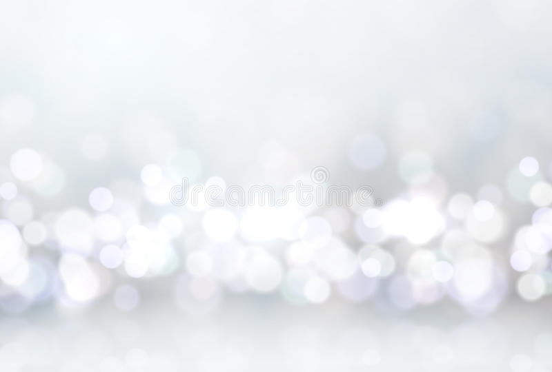 L'éclat allume le bokeh, pour le fond de vacances Lumière magique d'étincelle d'effet Éclat doux, bel élément de décoration illustration libre de droits