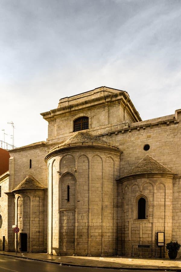 L'église de Barletta photos stock