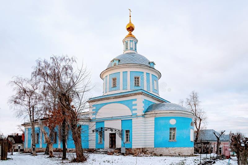 L'église de l'intervention de Mary Pokrovskaya vierge bénie Kolomna, Russie photo libre de droits
