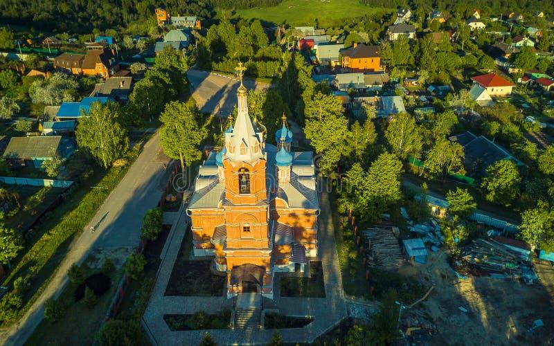 L'église de la nativité photo libre de droits