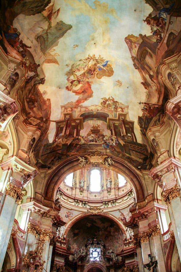L'église de Nicholas de saint photos stock