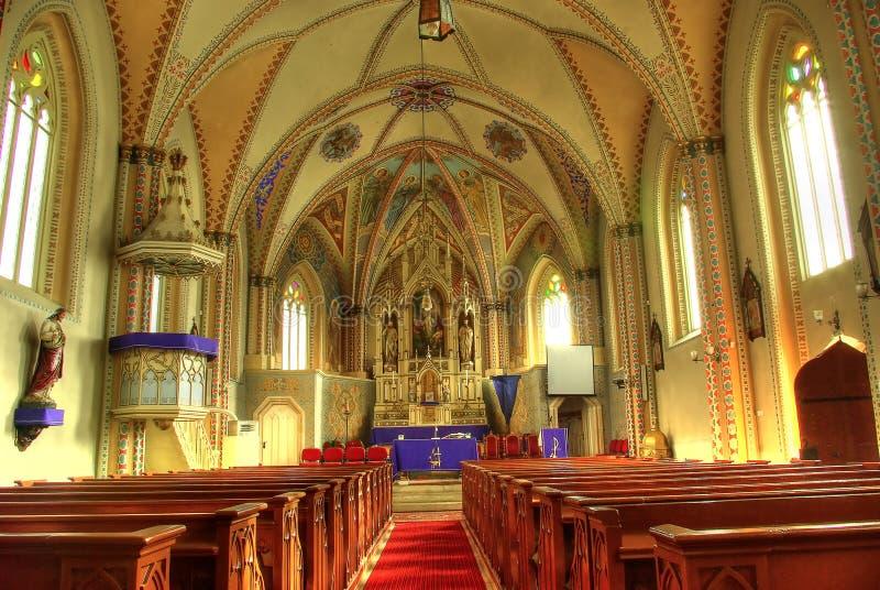L'église de Peter de saint photo stock