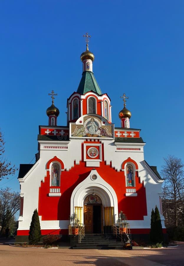 L'église de St Mary Magdalene a été construite en 1846 image stock