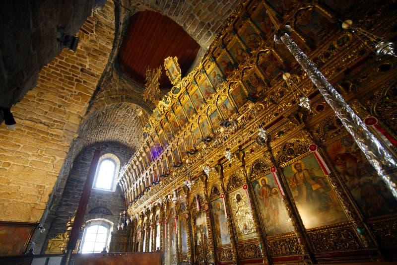 L'église du saint Lazarre images stock