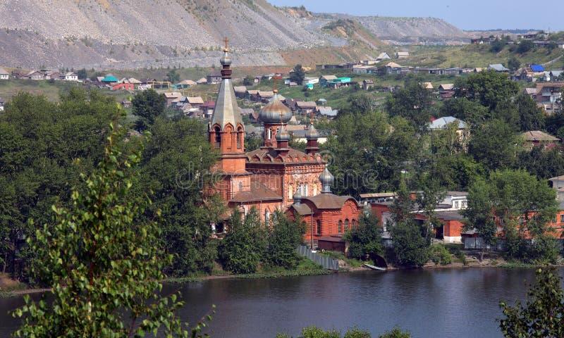 L'église orthodoxe images libres de droits