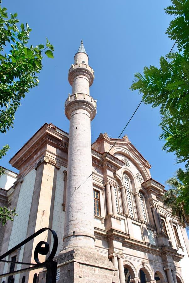 L'église soit une mosquée image libre de droits