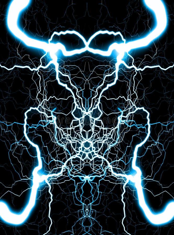L'électricité illustration de vecteur