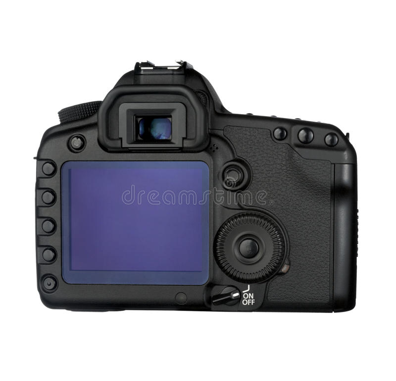 L'électronique de photographie d'appareil photo numérique photo libre de droits