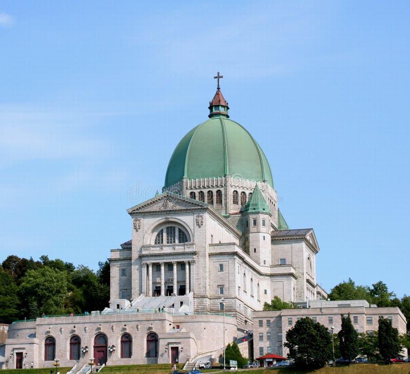 L'éloquence de St Joseph, Montréal photographie stock libre de droits