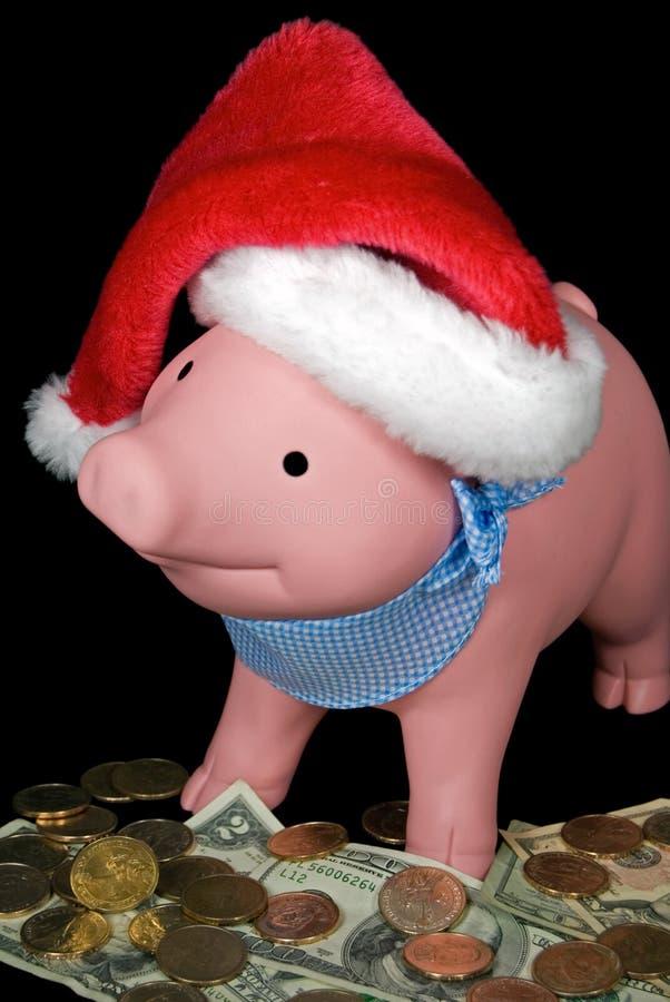 L'épargne de Noël photo stock