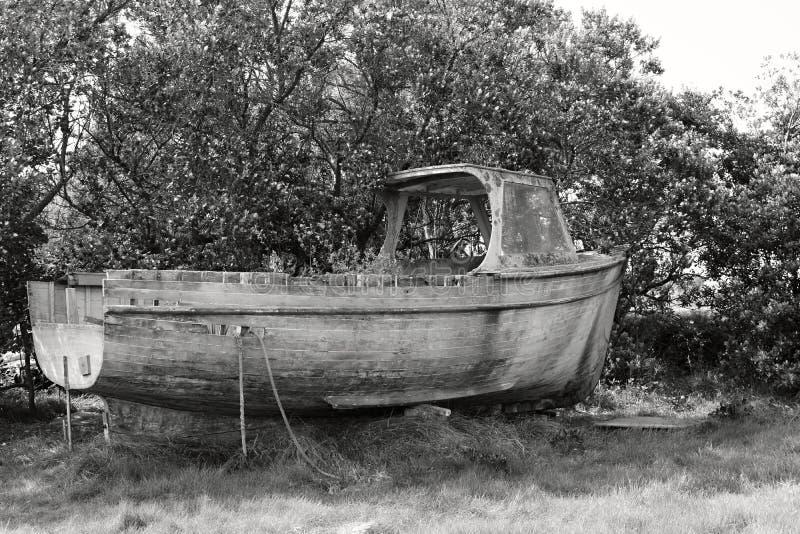 L'épave de bateau photos libres de droits