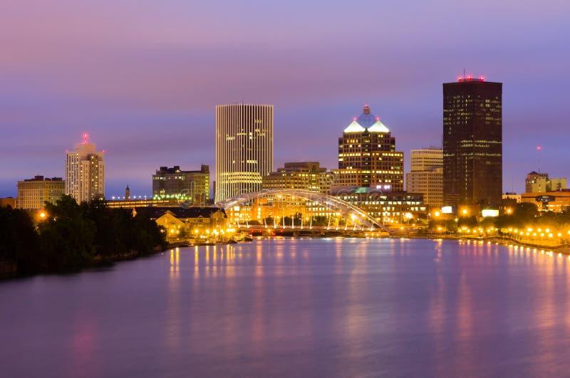 L'état de Rochester, New-York photo libre de droits