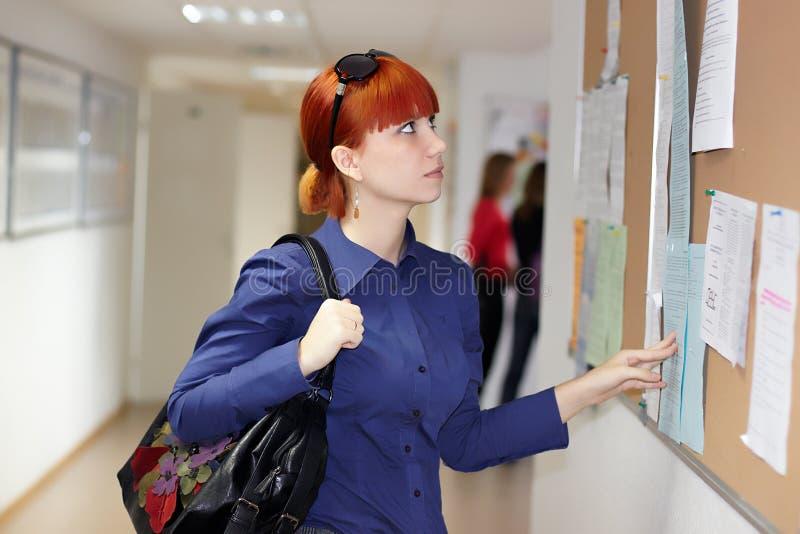 L'étudiant images stock