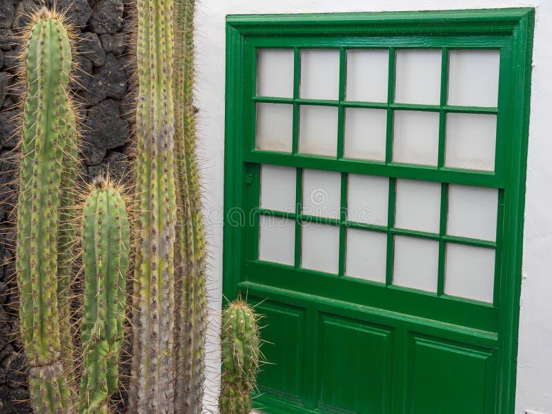 L'île de Lanzarote images libres de droits