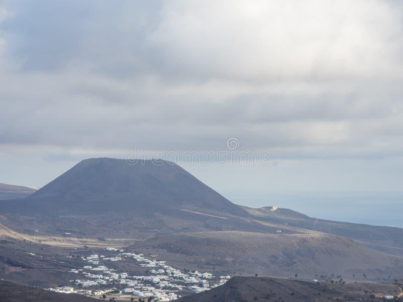 L'île de Lanzarote photos stock