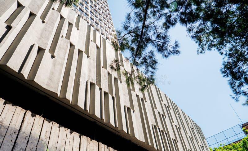 L 'La Qualitat de Vida Institut Municipal Del Paisatge Urba I stockfotografie