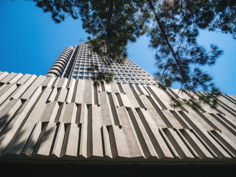 L 'La Qualitat de Vida Institut Municipal Del Paisatge Urba I lizenzfreie stockbilder