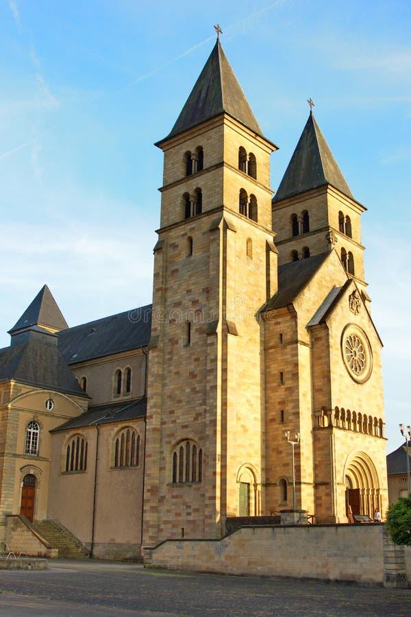Download L'abbazia Di Echternach, Lussemburgo Fotografia Stock Editoriale - Immagine di chiesa, luxembourg: 55351188