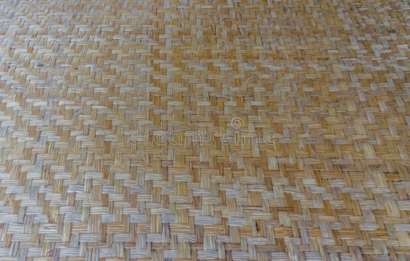 L'acacia traditionnel handcraft le produit, fait bambou de forme image libre de droits