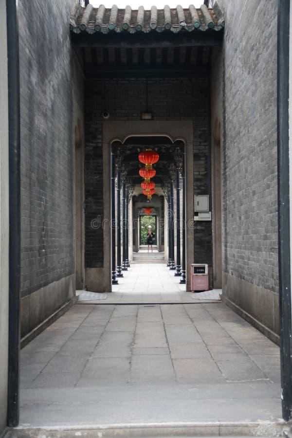 L'accademia del clan del Chen fotografia stock