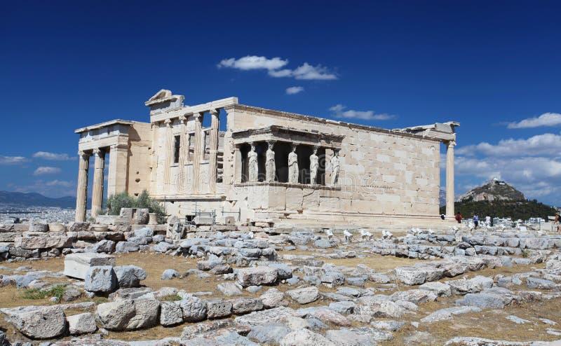 l'Acropole à Athènes photos libres de droits