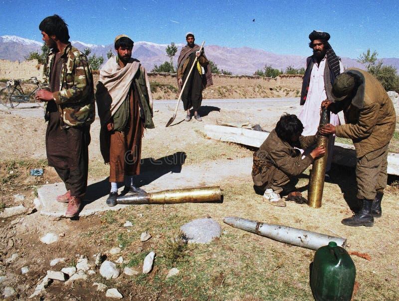 l'afghanistan fotografia stock