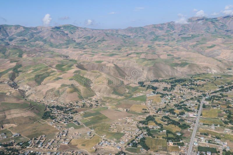 l'Afghanistan de l'air image stock