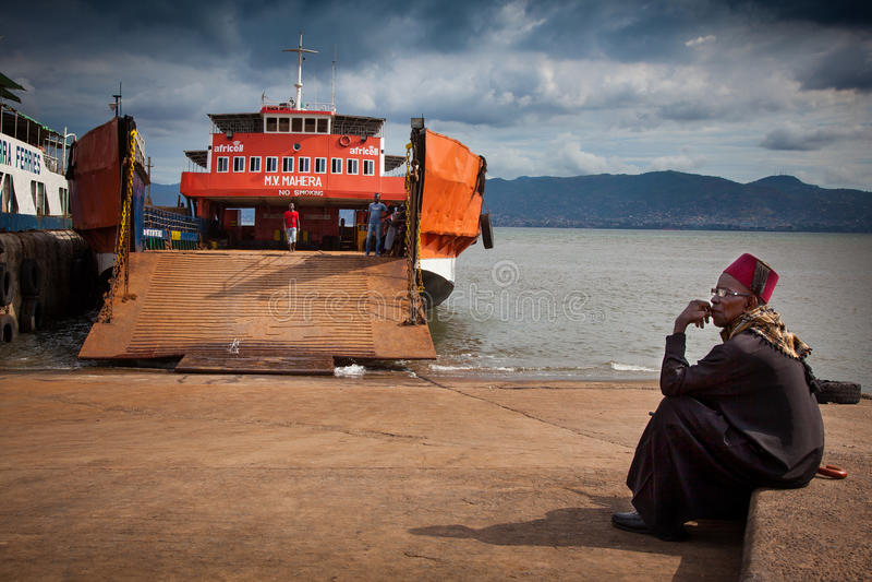 L'Africa, Sierra Leone, Freetown immagine stock libera da diritti