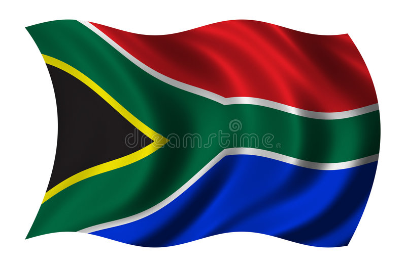 l'Afrique du sud illustration stock