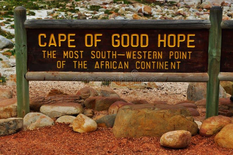 L'Afrique du Sud, le Cap-Occidental, le Péninsule du Cap photos libres de droits