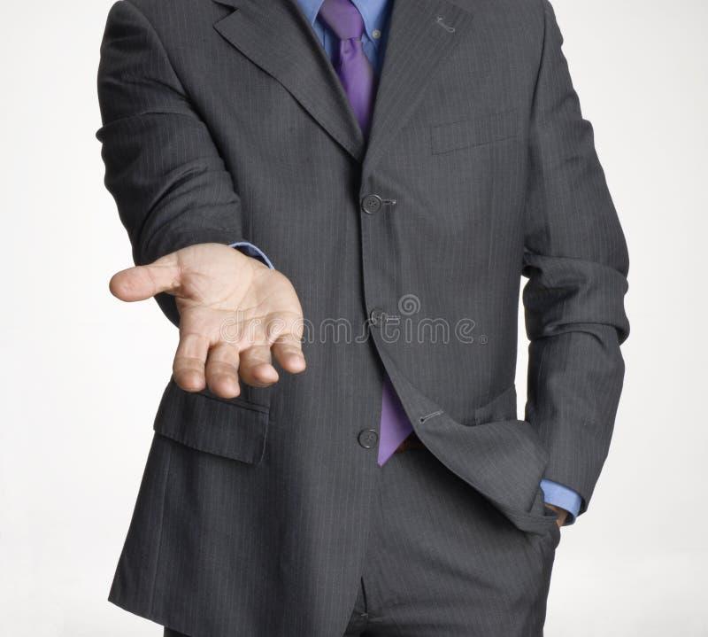 L'agent. images stock