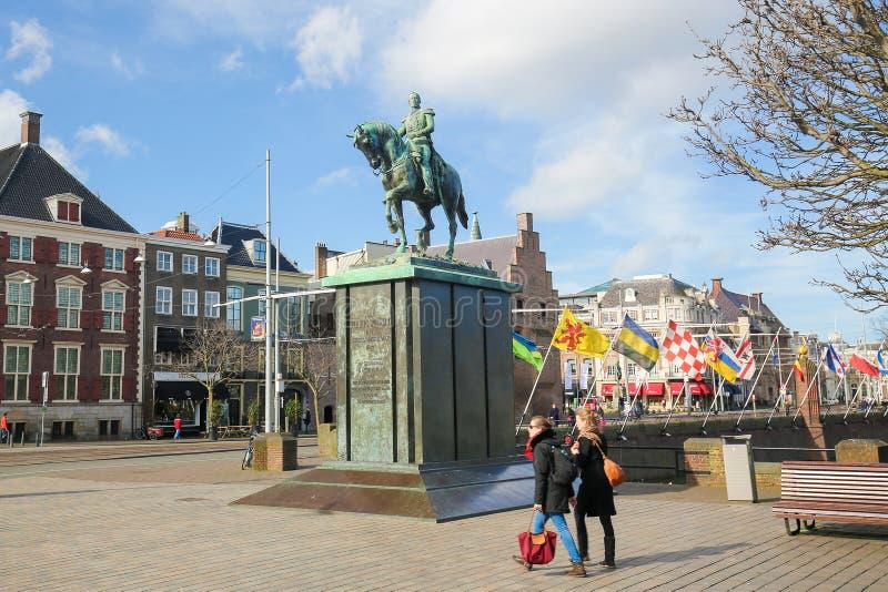 L'aia, Paesi Bassi fotografie stock
