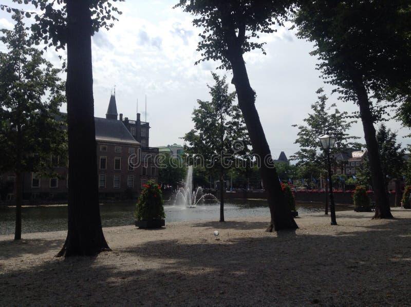 L'aia, Paesi Bassi fotografia stock libera da diritti