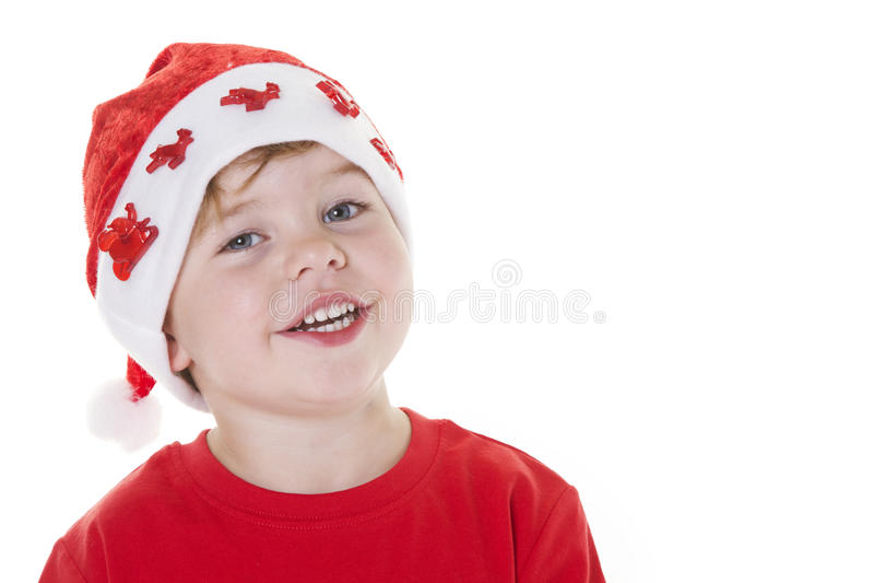 L'aide de Santa photos libres de droits