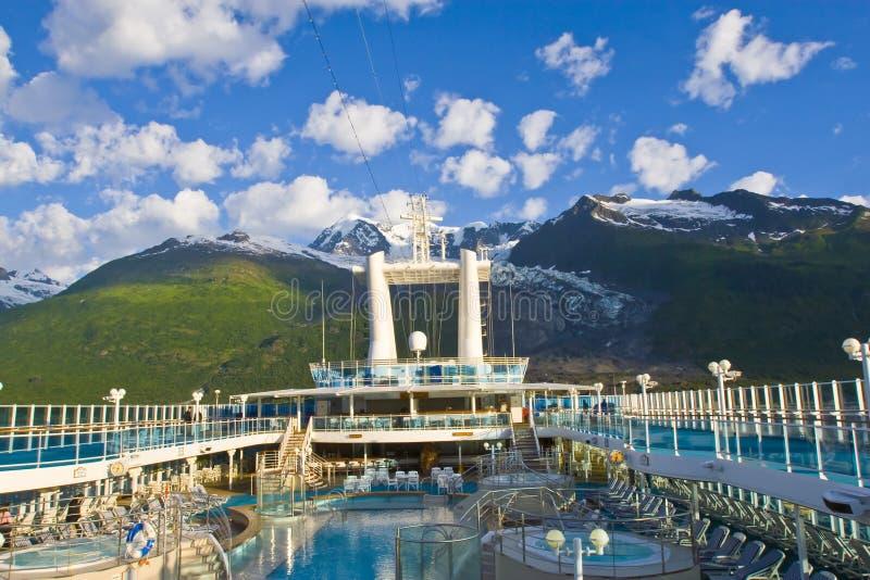 Download L'Alaska di stupore immagine stock. Immagine di nave, freddo - 3892017