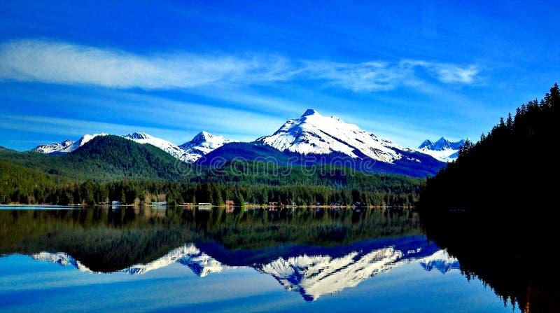 l'Alaska juneau image libre de droits