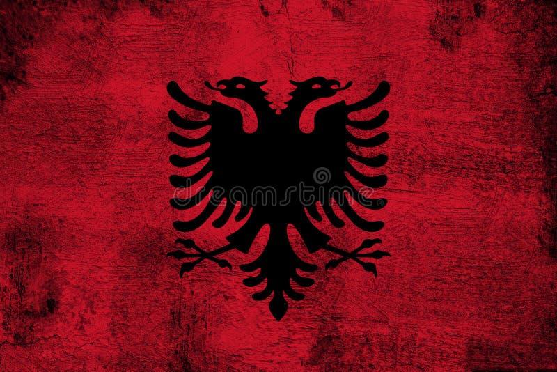 l'albanie illustration de vecteur